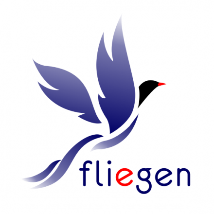 Fliegen Logo
