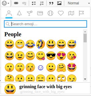 Ckeditor Emoji Drupal Org