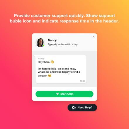 Drupal Telegram Live Chat module | Drupal org