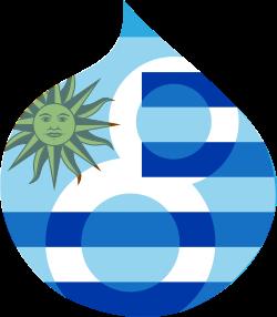 Logo distro gub UY