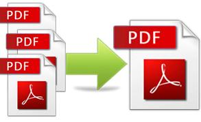Combine multiple pdf how files one to into