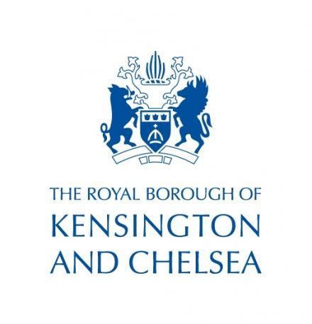 Logo of The Royal Borough of Kensington and Chelsea