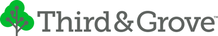 Third & Grove logo, a digital agency in Boston and San Francisco