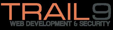 Trail 9 Website Design, Development and Security Logo