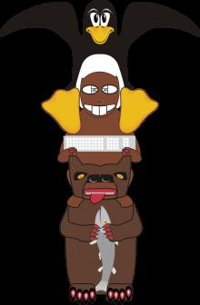 LinuxFest Northwest Totem