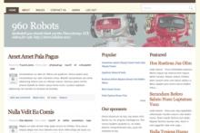 960 Robots Theme