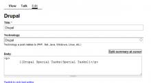 Drupal Wiki in Action