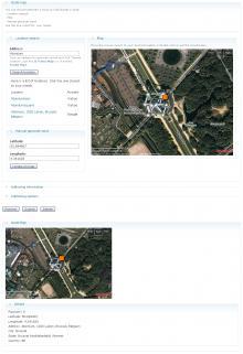 Node Map capture