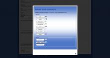 Contact Importer Screenshot