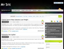 Mystique Home Page