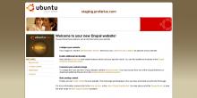 Ubuntu Drupal w/ UD Modules