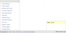 Application Toolbar (Appbar)