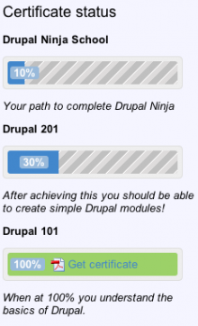 how to set absh to drupal 8
