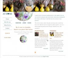 Domicile Home Page