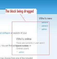 Jquery Drag Drop Blocks