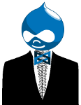 Drupal in a Backbone Tux