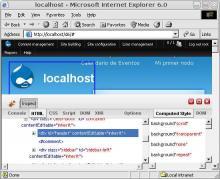 Firebug Lite on Internet Explorer 6