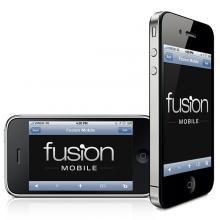 Fusion Mobile theme