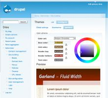 Garland Screenshot