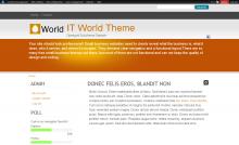 IT world screenshot