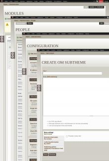 OM Admin 2 Documentation
