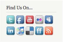 Screenshot of On The Web block