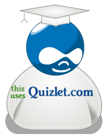 Quizlet for Drupal