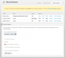 Updated userinterface for beta3 release