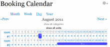 in agreservations 7.x-1 there will also be a month calendar finaly!