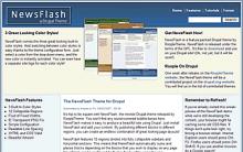 NewsFlash Screenshot
