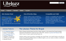 LiteJazz Screenshot