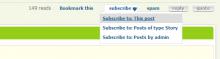 iTweak Links module screenshot