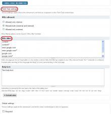 Advanced Link settings in Drupal 6