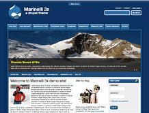 Marinelli responsive drupal theme