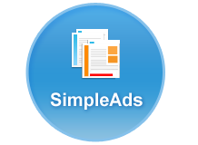 SimpleAds module