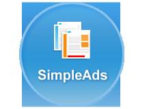 SimpleAds module