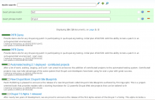 Solace Search 6.x-1.0-beta5 screenshot