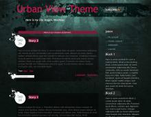 Urban View Screenshot