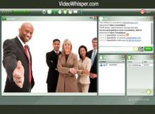 Video Consultation : video conferencing, e-learning, live presentations