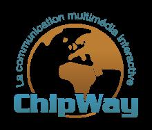 Logo de Chipway formation Drupal développement conseil Paris Lyon Suisse