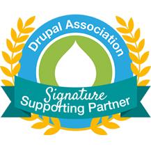 Drupal Association Supporter Program -  Signature Level