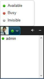 available status in google chat