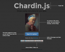 Example of Chardin.js