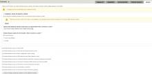 Domain entity UI