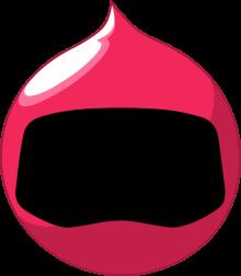 Drupal VR Logo