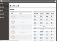 ERPAL Platform dashboard screenshot
