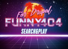 Funny404_for_Drupal