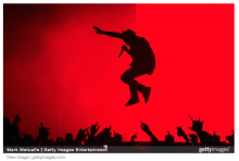 Getty Images module - Embedded image screenshot