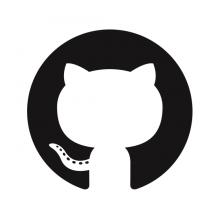 Github logo mark