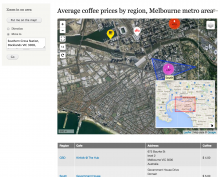 IPGV&M Google maps via Leaflet with RegionBond and mini-map inset